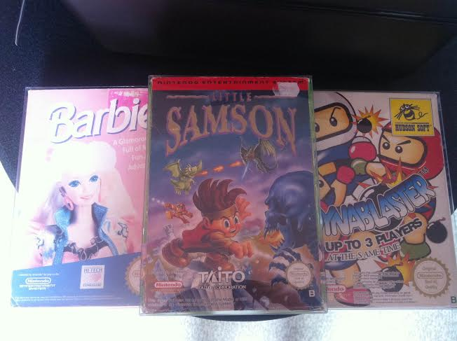 Collection NES de Alathos  Lot10