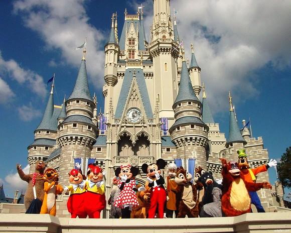 Sortie IRL pour le mois de septembre ! Disney10
