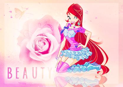 Katsu's graphic art Bloom110
