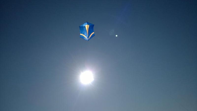 Journée Mondiale du Cerf volant. 16th10