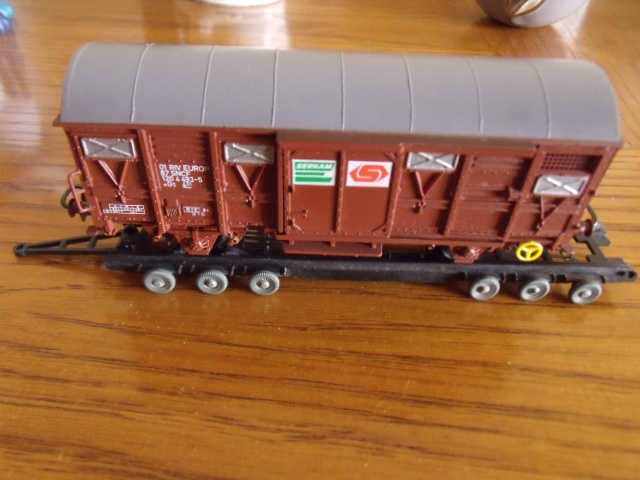 remorque porte wagon ho Dscf6169