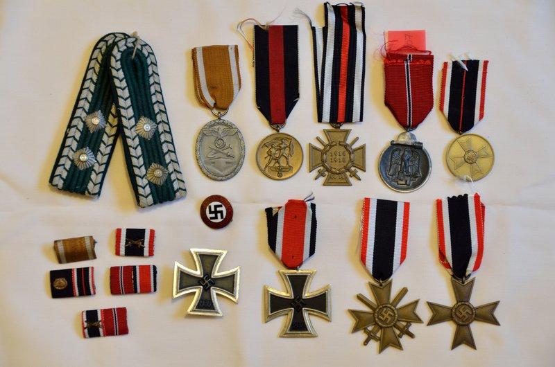Ma collection (médailles, fusils, coiffures, lames, etc.) MAJ 21/04/2019 02-dsc10