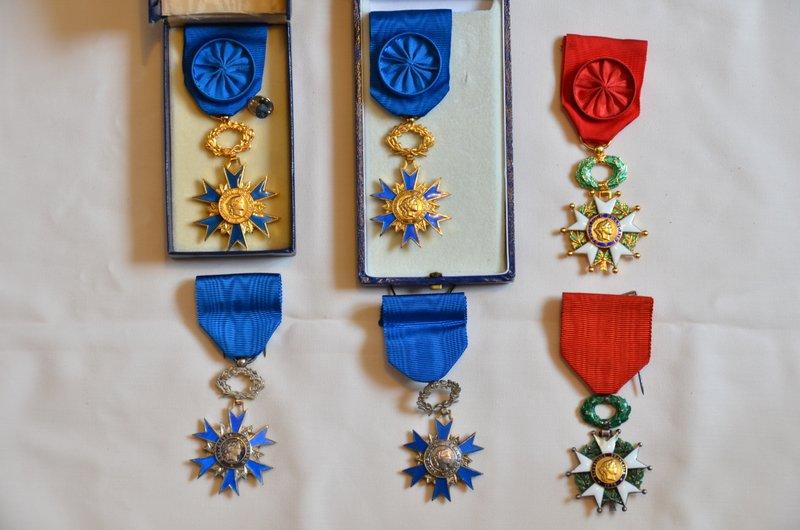 Ma collection (médailles, fusils, coiffures, lames, etc.) MAJ 21/04/2019 03-dsc11