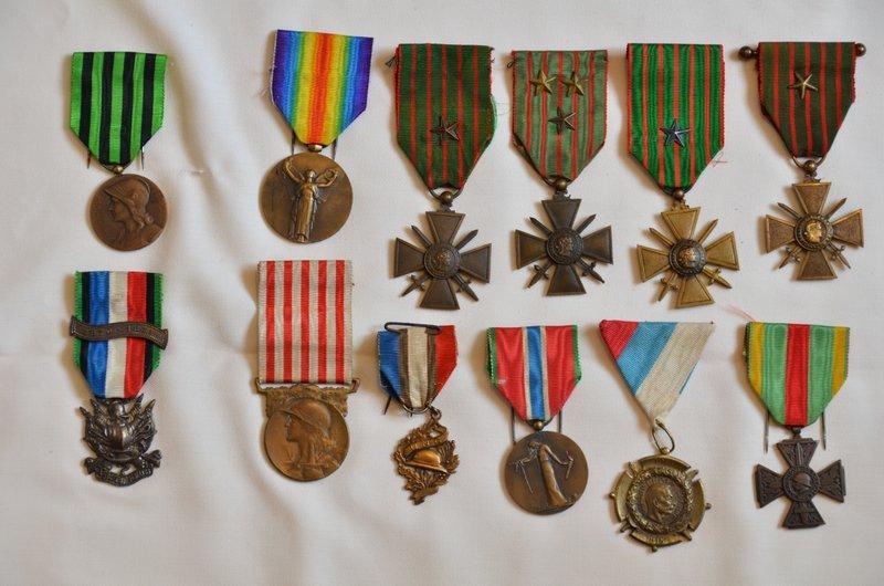 Ma collection (médailles, fusils, coiffures, lames, etc.) MAJ 21/04/2019 04-dsc10