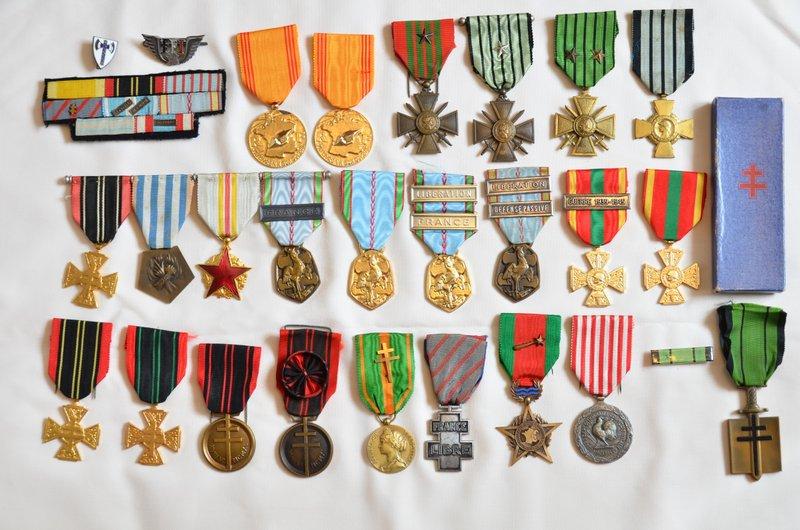 Ma collection (médailles, fusils, coiffures, lames, etc.) MAJ 21/04/2019 05-dsc10