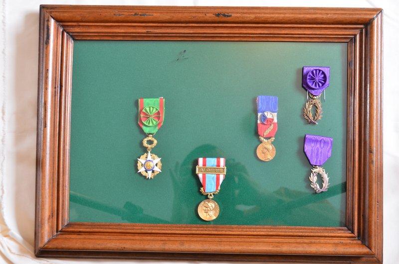 Ma collection (médailles, fusils, coiffures, lames, etc.) MAJ 21/04/2019 07-dsc10