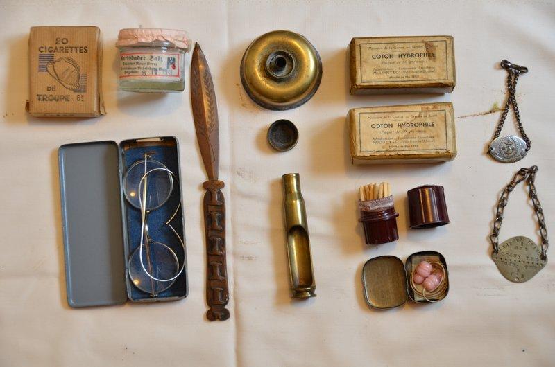 Ma collection (médailles, fusils, coiffures, lames, etc.) MAJ 21/04/2019 16-dsc10
