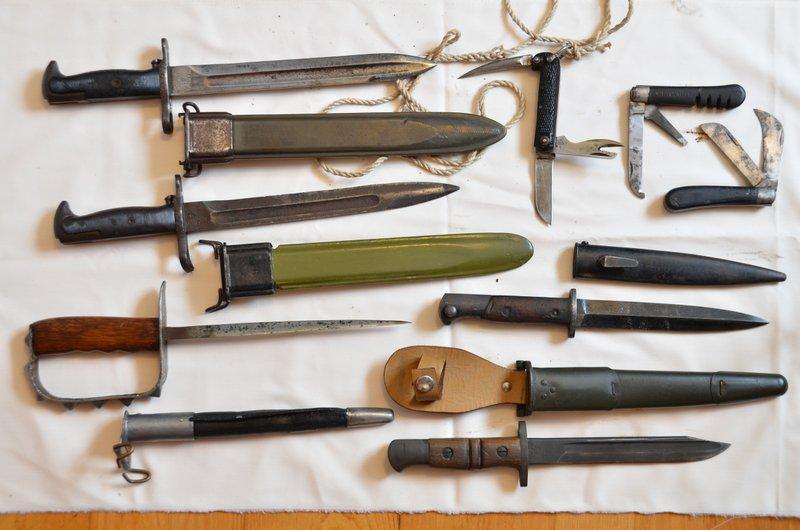 Ma collection (médailles, fusils, coiffures, lames, etc.) MAJ 21/04/2019 18-dsc10