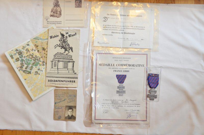 Ma collection (médailles, fusils, coiffures, lames, etc.) MAJ 21/04/2019 23-dsc10