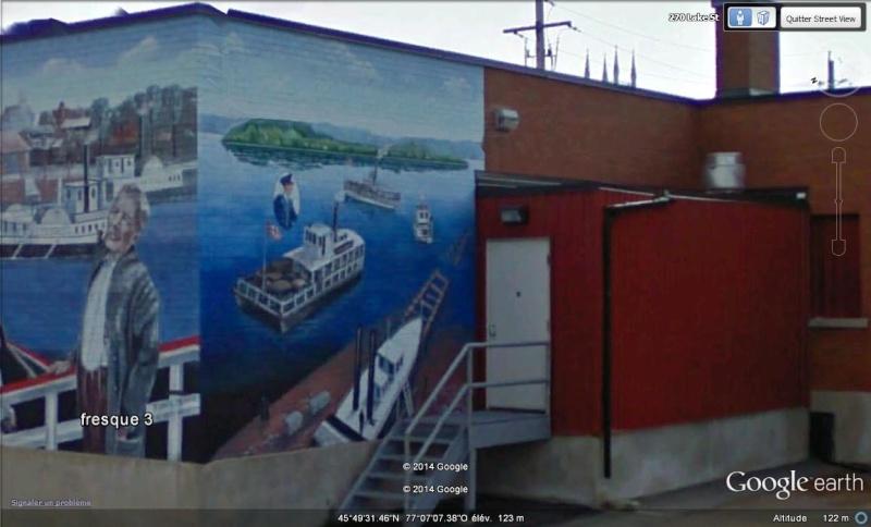 STREET VIEW : les fresques murales - MONDE (hors France) - Page 15 111