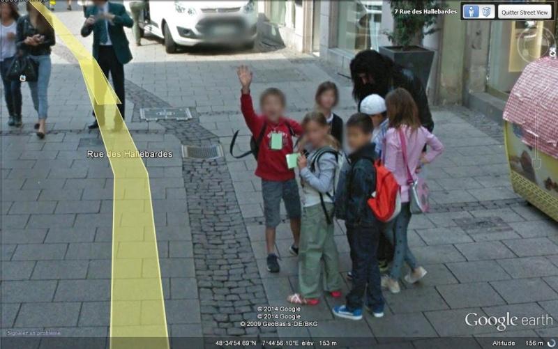 STREET VIEW : un coucou à la Google car  - Page 26 112