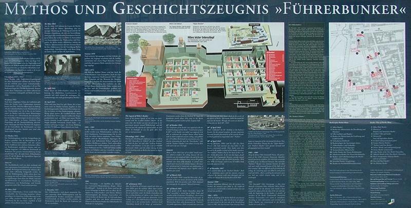 Le dernier bunker d'Hitler - Berlin. 19865010