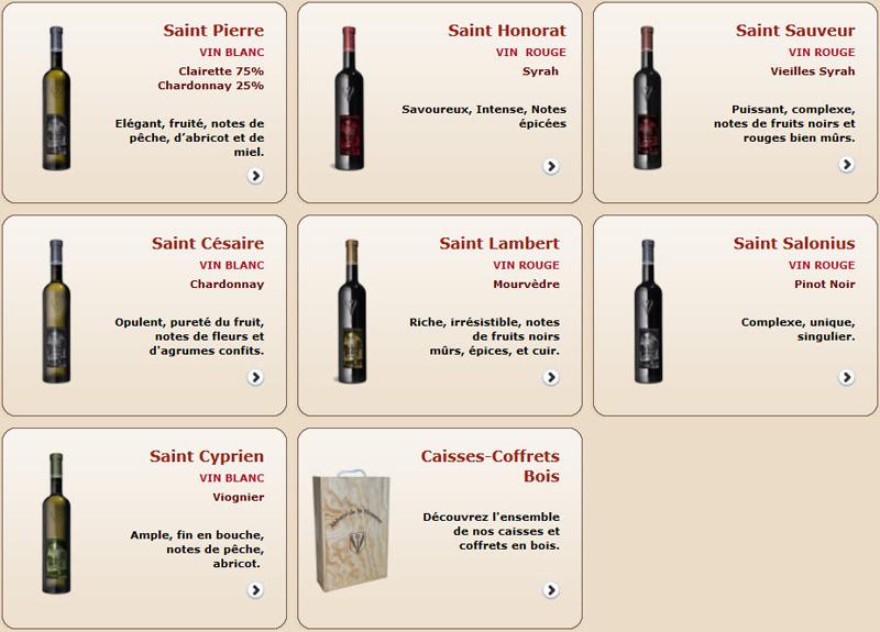 Les vins de l'Abbaye de Lérins - île de Saint Honorat - Alpes Maritimes - France 2014-116