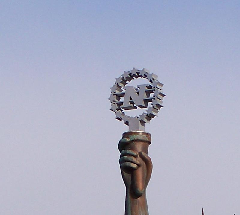 Statue de la Liberté = les répliques découvertes grâce à Google Earth - Page 5 20178010