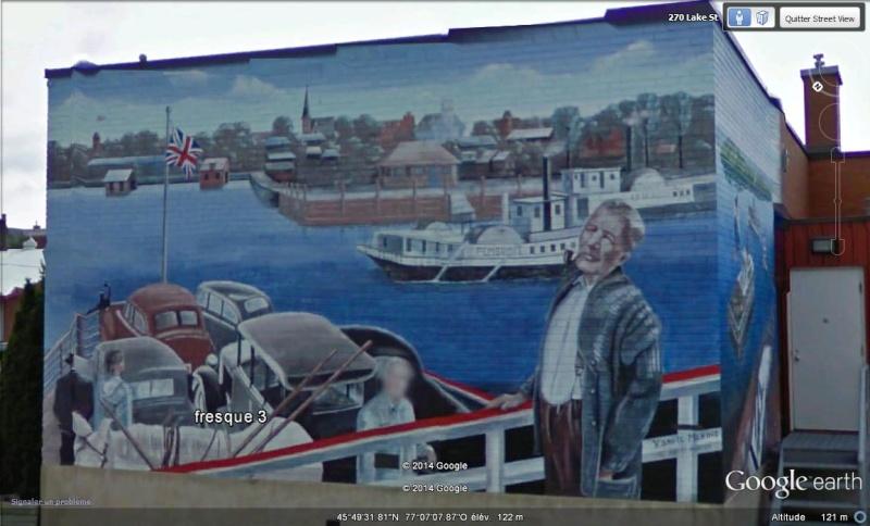 STREET VIEW : les fresques murales - MONDE (hors France) - Page 15 211