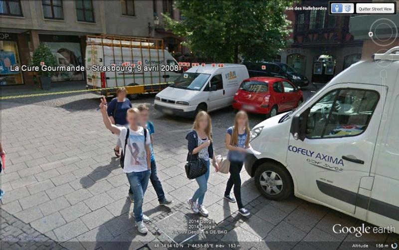 STREET VIEW : un coucou à la Google car  - Page 26 212