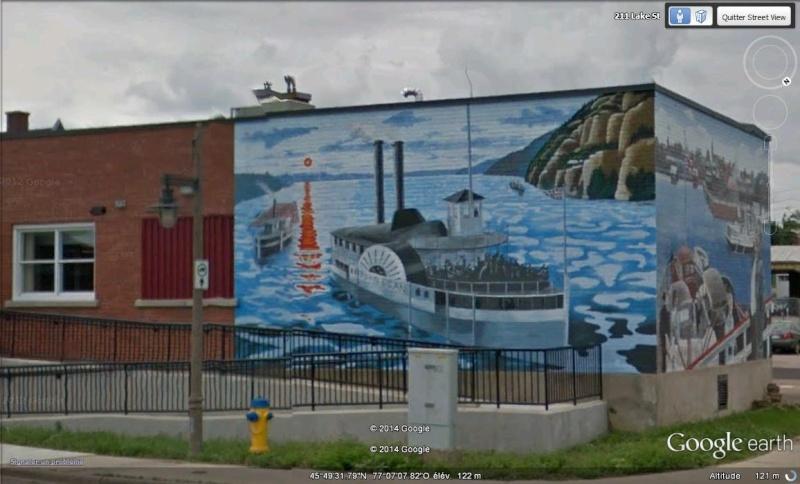 STREET VIEW : les fresques murales - MONDE (hors France) - Page 15 311