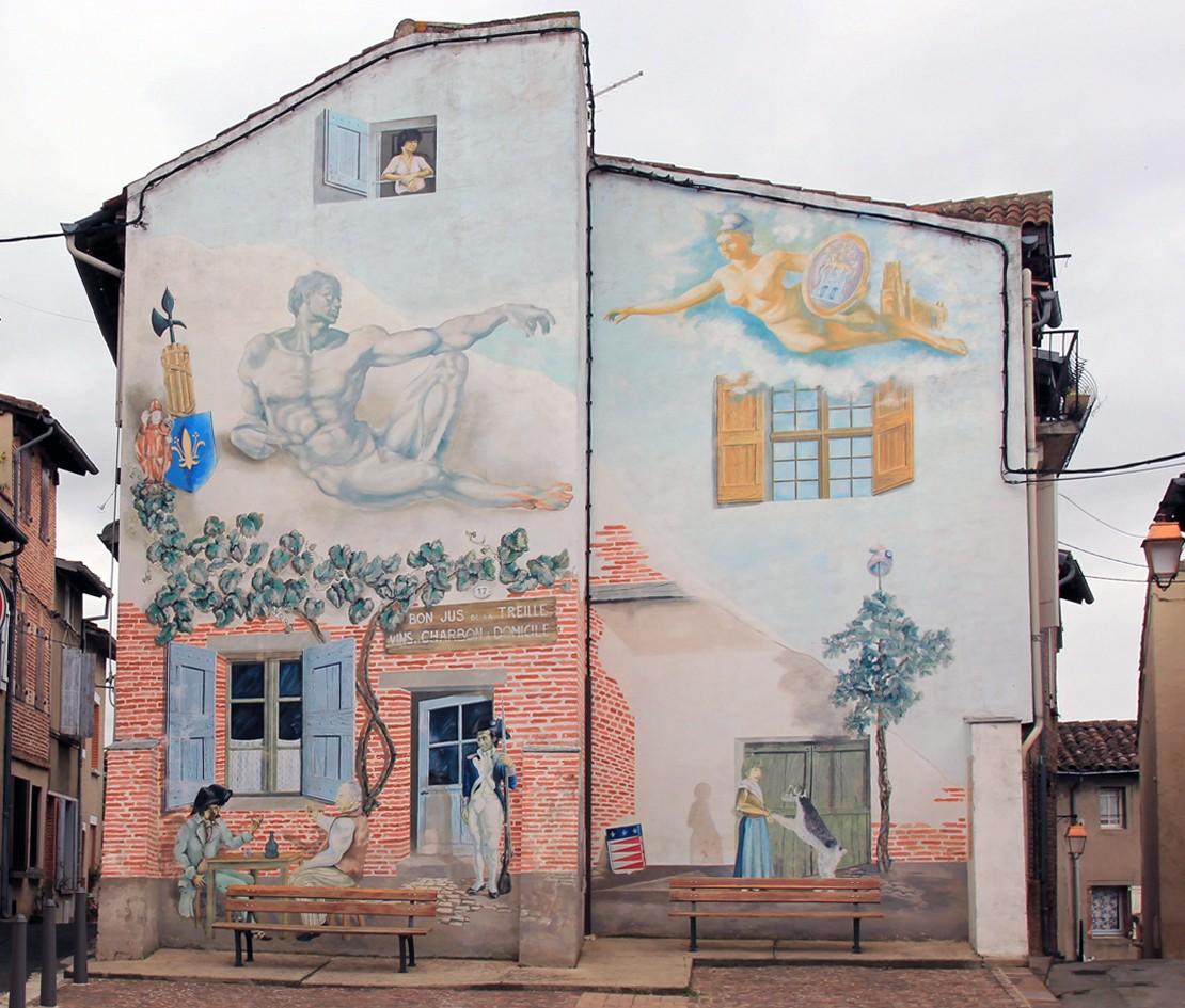 albi - STREET VIEW : les fresques murales en France - Page 17 55596111
