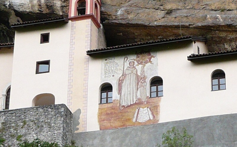 Ermitage de San Colombano - Trambileno - Italie 61831611
