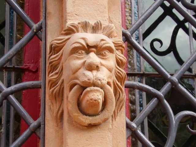 Maison des têtes - Colmar - Haut-Rhin - France 98094010