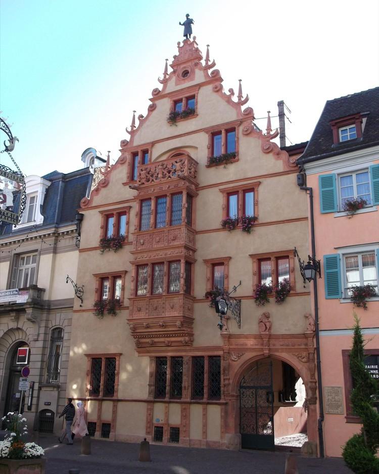 Maison des têtes - Colmar - Haut-Rhin - France 99290210