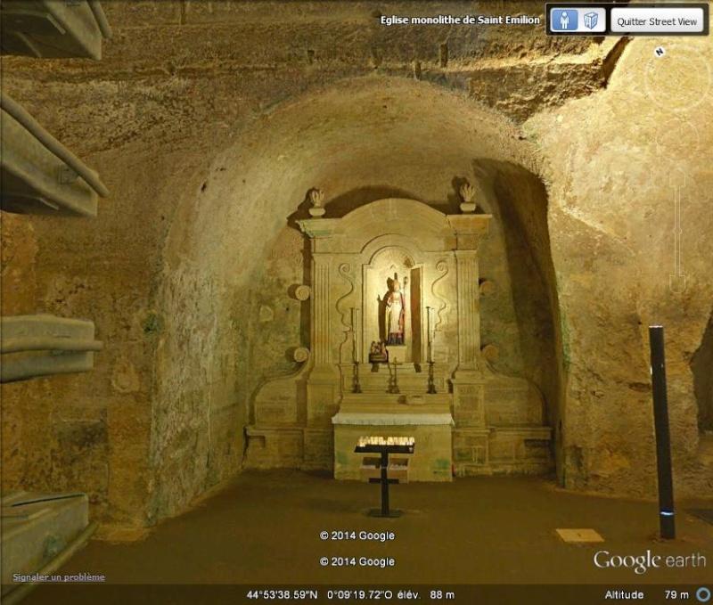 Les églises monolithes et troglodytiques    - Page 2 A112