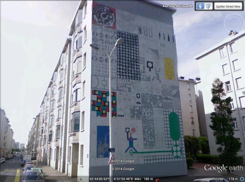 STREET VIEW : les fresques murales en France - Page 16 A19