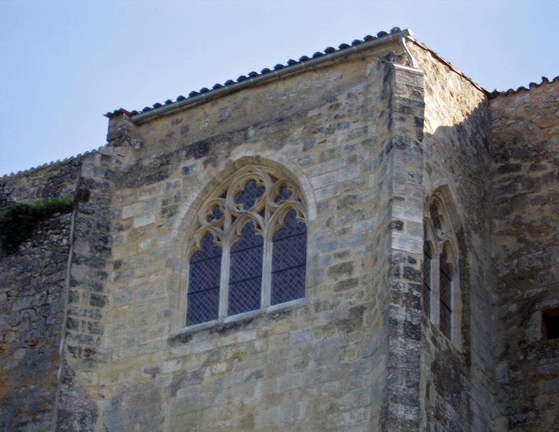 Château de Benauge - Arbis - Gironde - France [Journées du Patrimoine] A212