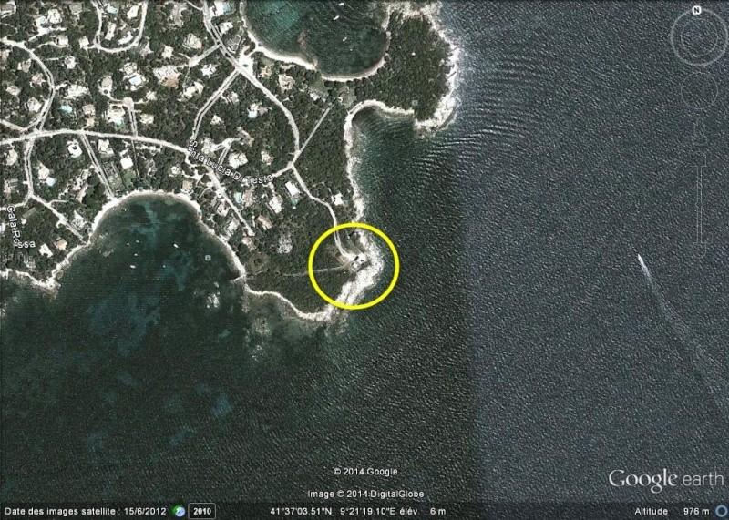 Les jardins de Cala Rossa - Porto-Vecchio - Corse - France A213