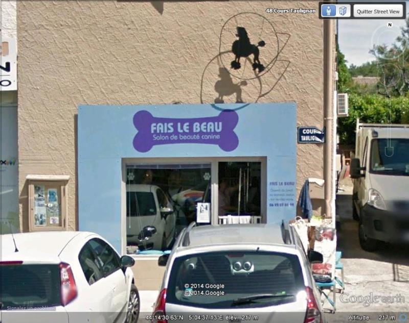 STREET VIEW : les façades de magasins (France) - Page 8 A23