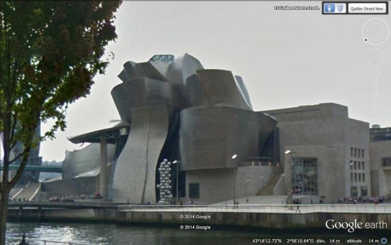 - Musée Guggenheim à Bilbao, Espagne Aa117