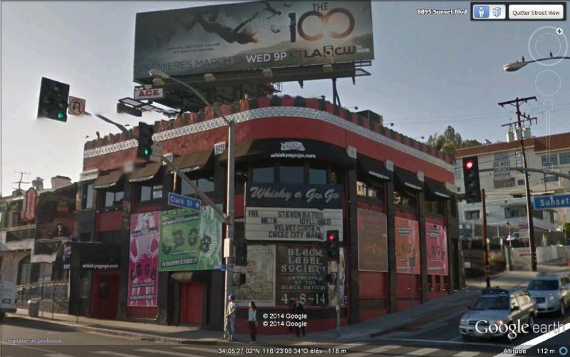 Whisky a Go-Go, West Hollywood, Californie - USA Aa127