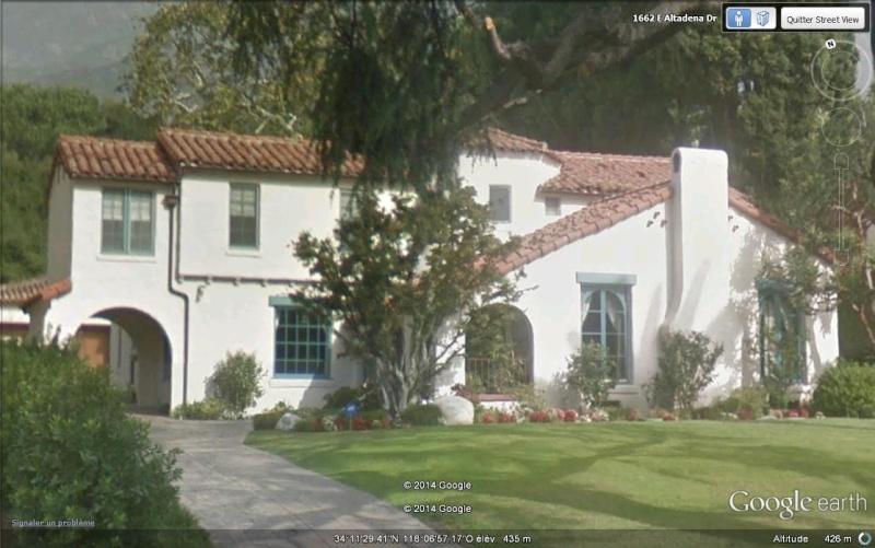 Maison des Walch de la serie Beverly Hills Aa129