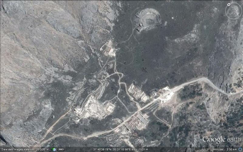 Cité de Sagalassos en 3D - Turquie Aa132