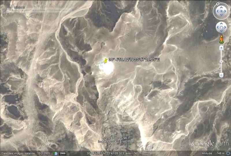 Sinaï, boule de feu - Egypte Aa164