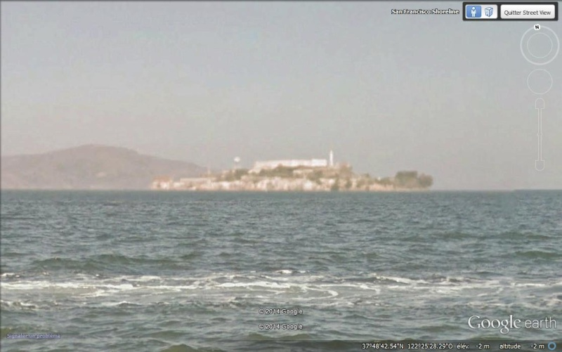 Alcatraz, San Francisco, Californie - USA Aa19