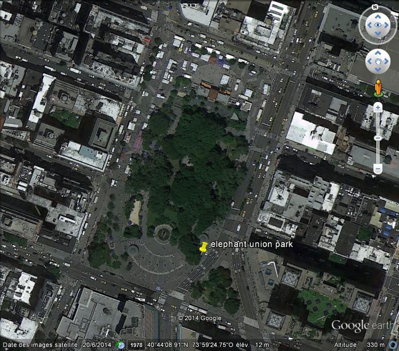 [Résolu] Google Earth se bloque en mode Street View : New York, Los Angeles, Paris sont touchés Aa194