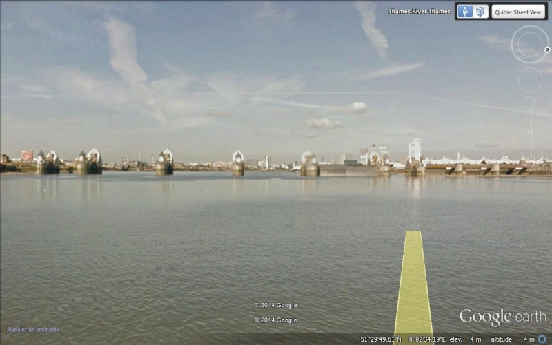 Thames Barrier, Londres - Angleterre Aa20