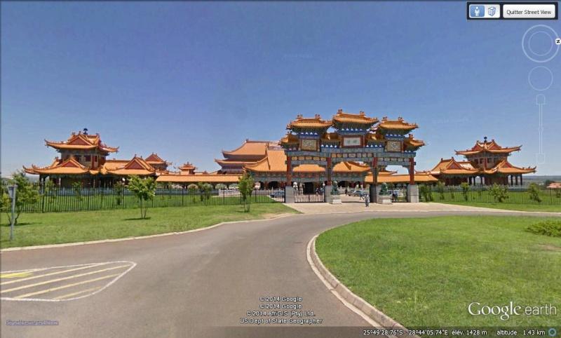Temple Nan Hua, Bronkhorstspruit, Afrique Aa24