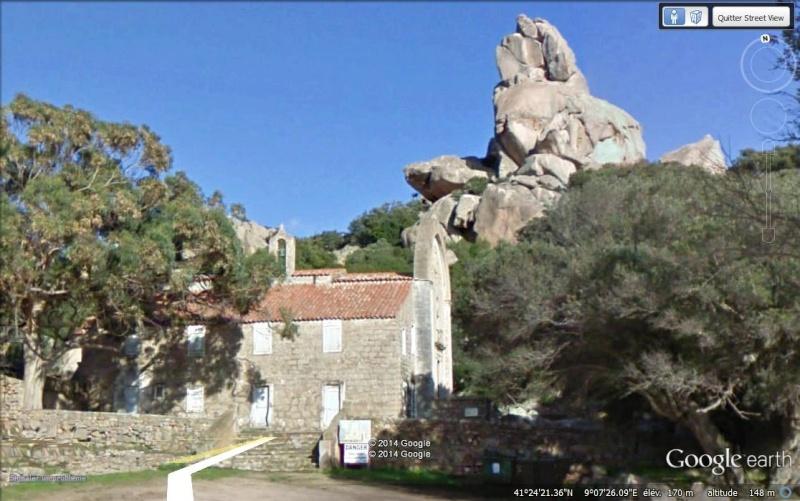 L'Ermitage de la Trinité - Bonifacio - Corse - France Aa29