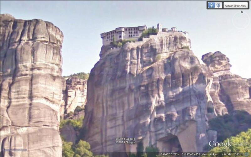 Monastères des météores, Thessalie - Grèce Aa30