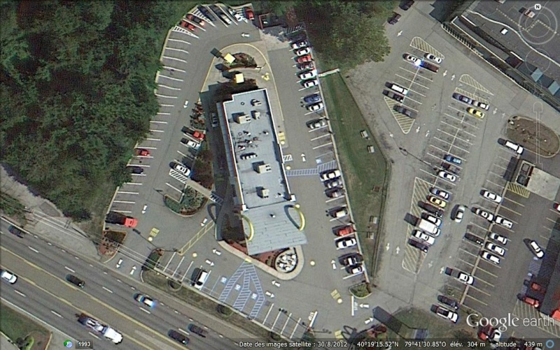 Musée du Big mac North Huntingdon, Pennsylvanie USA Aa32