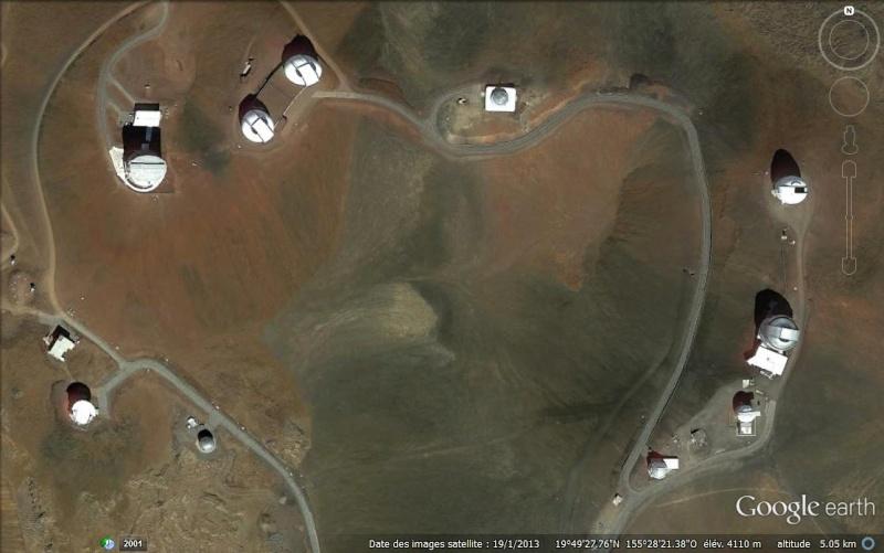 Téléscope, observatoire Hawai Aa44
