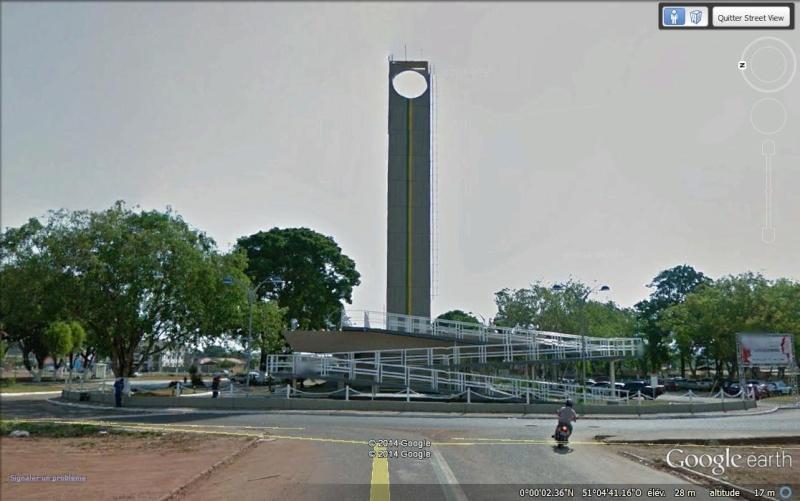 Le sud contre le nord à Macapa - Brésil Aa49