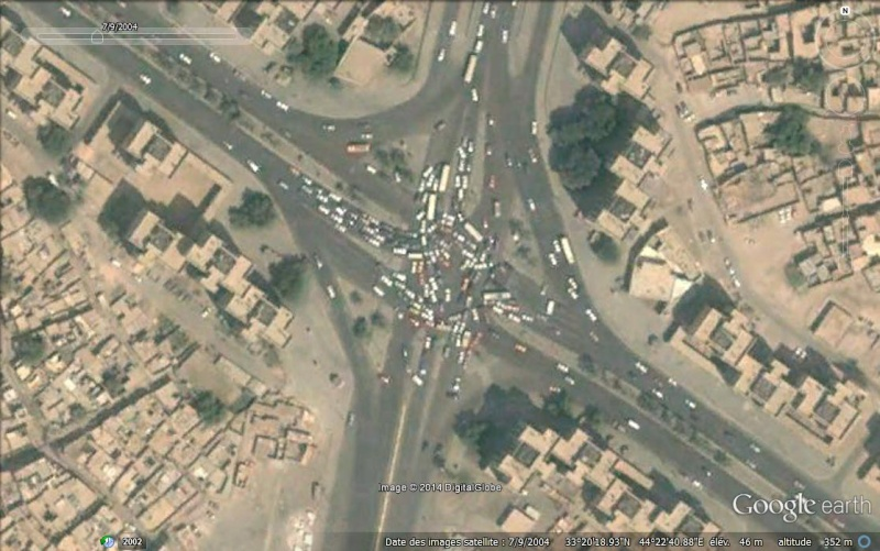 Conduite irakienne 1, Bagdad - Irak Aa50