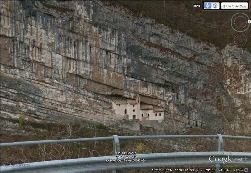 Ermitage de San Colombano - Trambileno - Italie Aa74