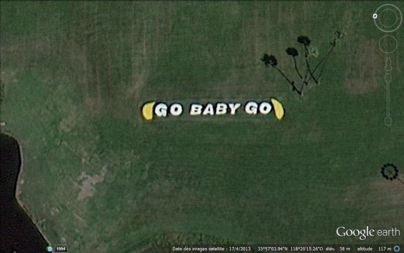 Go baby go, Californie - USA Aa83