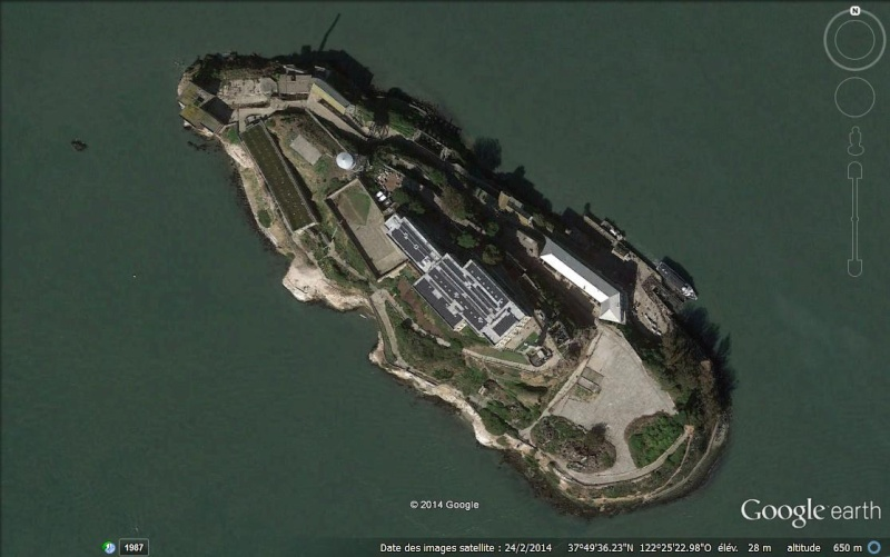 Alcatraz, San Francisco, Californie - USA Ab10