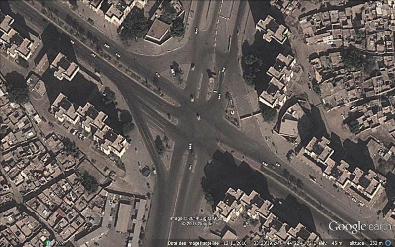 Conduite irakienne 1, Bagdad - Irak Ab19