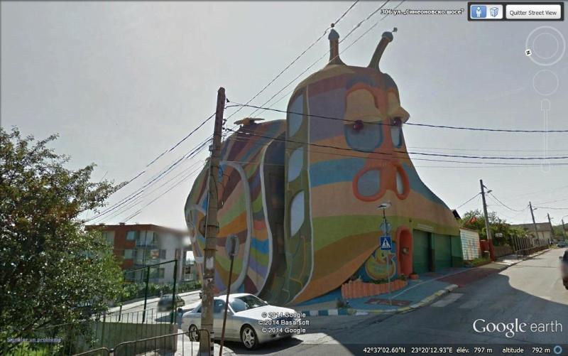 Maison Escargot - Sofia - Bulgarie Ac11